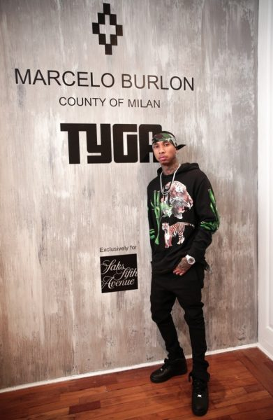 Saks 5th Avenue Launches Marcelo Burlon x Tyga Capsule Collection 5