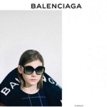 Preview: Marland Backus Fronts Demna Gvasalia's First Balenciaga Campaign