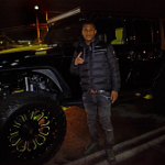 Devin Haney Styles In Moncler, Balmain & Balenciaga; He Also Took A Meeting With Jay Z's Roc Nation Sports