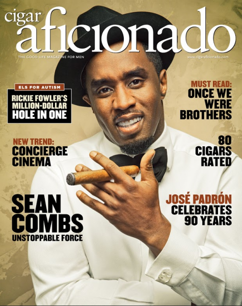 puff daddy mag cover