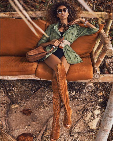 Anais Mali For Porter Magazine Summer Escape #15 3