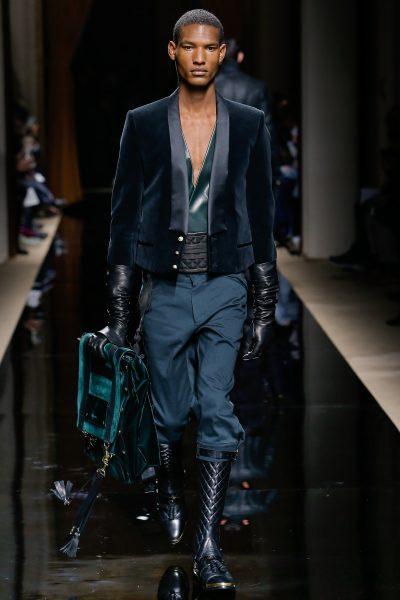 Balmain's Fall 2016 Menswear 2
