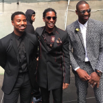 Paris Fashion Week: A$AP Rocky, Nick Young, Michael B Jordan & Dwyane Wade Attend Dior Homme's Spring/Summer 2017 Show