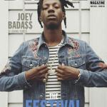 Joey Bada$$ For Diesel Magazine Issue 6