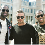 Paris Fashion Week: Victor Cruz, Dwyane Wade & David Beckham Attend Louis Vuitton's S/S 17 Show