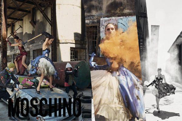 Moschino Fall 2016 Ad Campaign4