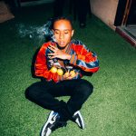 Slim Jimmi Of Rae Sremmurd Photo'd In A Louis Vuitton Souvenir Jacket