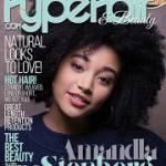 Amandla Stenberg Covers Hype Hair's July/August 2016 Issue
