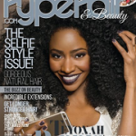 Chi-Raq Star Teyonah Parris Covers Hype Hair's June 2016 'Selfie Style Issue'