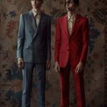 London Collection Mens: Alexander McQueen Spring/Summer 2017 Collection