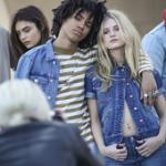 Behind The Scenes: Luka Sabbat & Lottie Moss Front PacSun's Denim Rebranding In Fall 2016 Ads