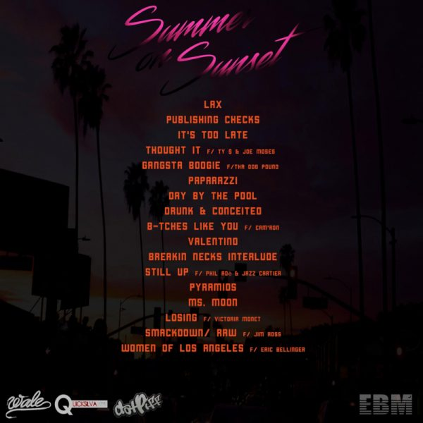 wale-summer-on-sunset-back