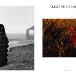 Alexander McQueen's Fall/Winter 2016 Ad Campaign
