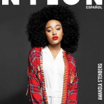 Amandla Stenberg & Zoe Saldana For NYLON Español's Summer Issue
