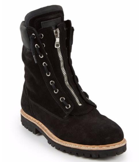 Balmain Taiga Workwear Boots1