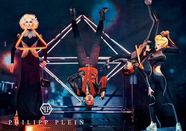 Chris Brown Is The Face Of Philipp Plein's Fall Winter 2016 Campaign2