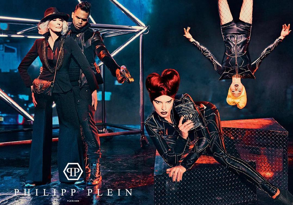 Chris Brown Is The Face Of Philipp Plein's Fall Winter 2016 Campaign3