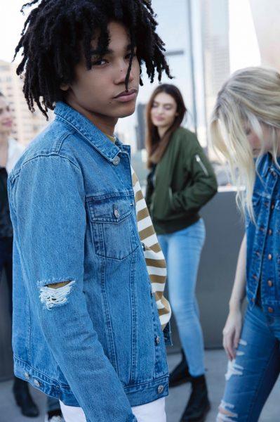 Fashion Model Luka Sabbat Fronts Pacsun's Fall Winter 2016 Ad Campaign 1