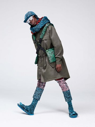 First Look At The Kenzo x H&M Collection2