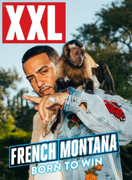 French Montana Covers XXL's First Digital Issue1 - Copy