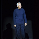 Giorgio Armani Ceases Collezioni & Jeans Labels; Is Consolidating His Collections Into Only Three Labels