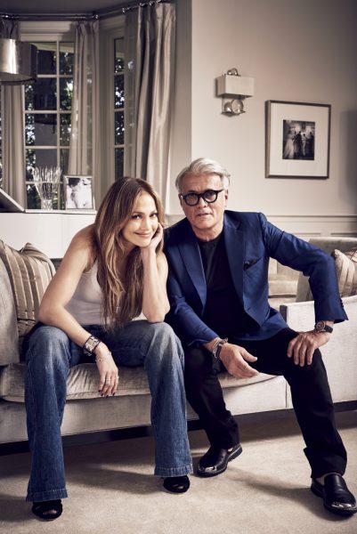 Jennifer Lopez & Giuseppe Zanotti Are Collobrating On A Shoe Collection1