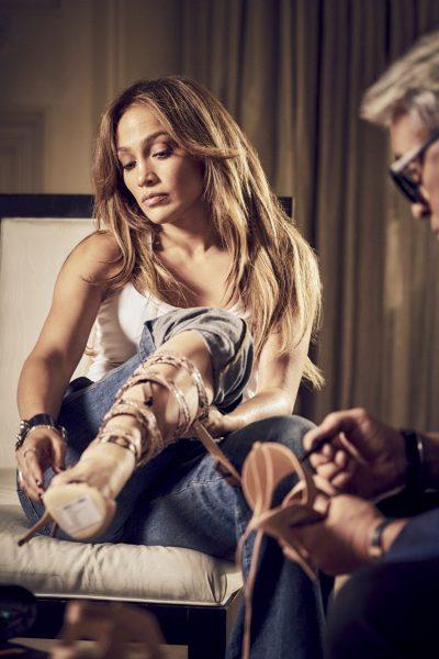 Jennifer Lopez & Giuseppe Zanotti Are Collobrating On A Shoe Collection3