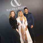 Lil Kim Attends Ralph & Russo's Show At Paris Couture Week