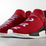 "Sneaker News: Pharrell x adidas NMD ""Human Race"" New Red Colorway"