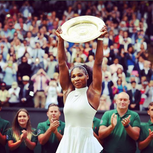 Serena Williams Just Won Her 7th Wimbledon Championship1