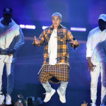 Celebs Style: Justin Bieber & Big Sean Performed In A Fear Of God Flannel