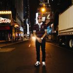 Lil Durk Wears A Gucci Men's Hysteria Crest Web Stripe Polo Shirt