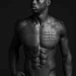 New Face: Football Player & Rising Model Tynan Leachman's Editorial For dmfashionbook.com