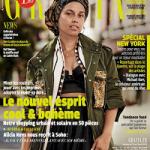 Alicia Keys Covers Grazia France