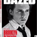 Brooklyn Beckham Covers Dazed Korea Magazine September 2016 Issue
