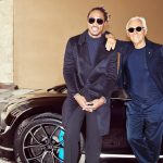 Future & Giorgio Armani For  'GQ Style'