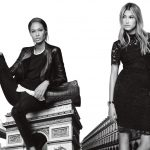 Karl Lagerfeld Paris Ad Campaign Starring Joan Smalls And Hailey Baldwin