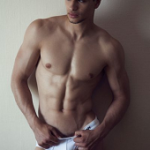 Model Miguel Harichi For Coitus Magazine