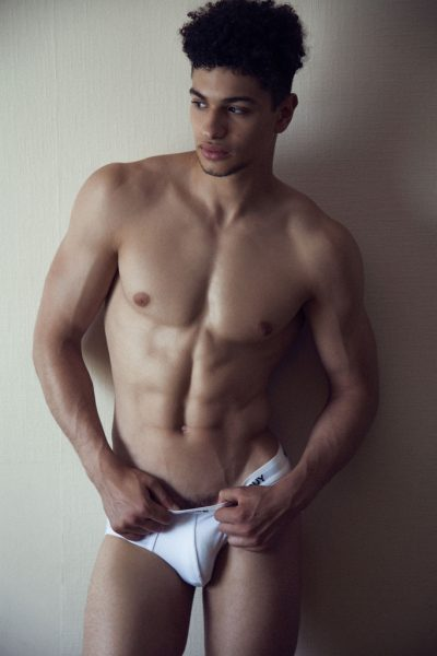 Model Miguel Harichi For Coitus Magazine4