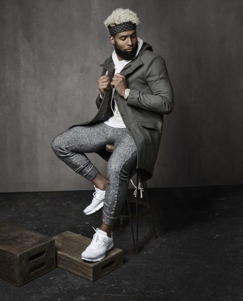 Odell Beckham Jr.'s Capsule Collection Launches At Bloomingdale's 1