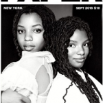Chloe & Halle Bailey, Fergie, And Blac Chyna For The September 2016 Issue Of Paper Magazine