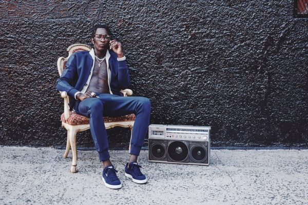 Rapper Young Thug For Puma 1