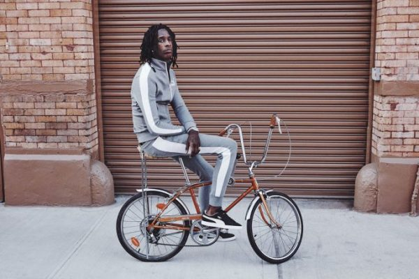 Rapper Young Thug For Puma 4