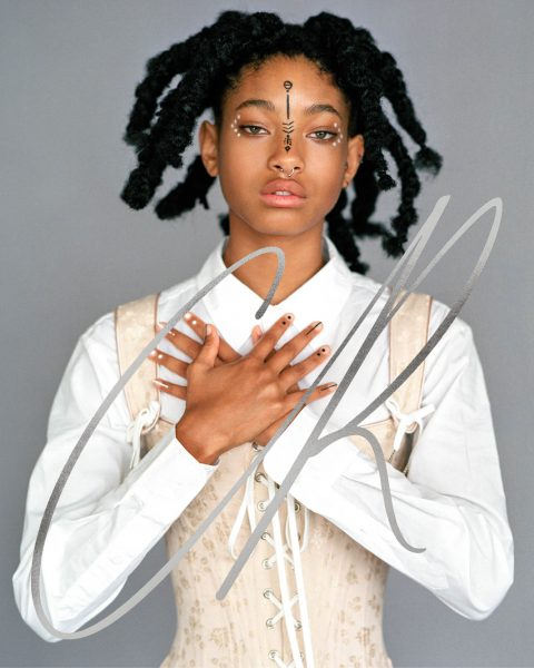Willow Smith For CR Fashion Book 1