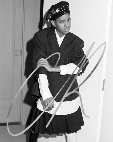 Willow Smith For CR Fashion Book 2
