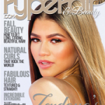 Zendaya Covers Hype Hair September 2016 Issue