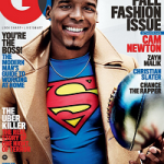 NFL Player Cam Newton Is GQ Magazine's September 2016 Cover Star
