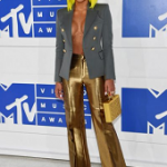 Cassie & Remy Ma Wear House Of Balmain At The 2016 MTV Video Music Awards