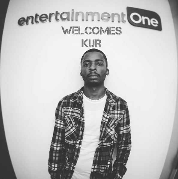 """Rising Philly Rapper Kur Released """"Made Me Do It"""" & Signed ..."""