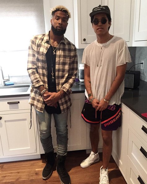 odell fear of god 1